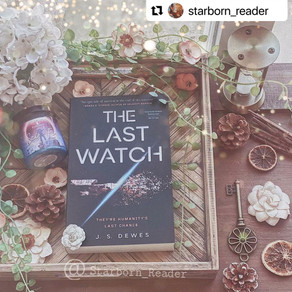 The Last Watch » Repost from @starborn_reader