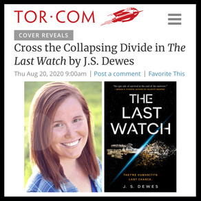 Publishing Quest » ICYMI The Last Watch Cover Reveal