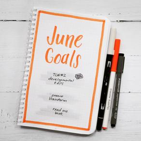 Tactical Bujo » June Goals