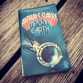 Reading Quest » Imperial Earth by Arthur C. Clarke