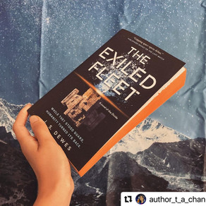 The Exiled Fleet » Repost from @author_t_a_chan