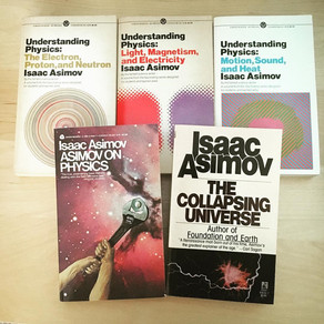 All the Asimov is Mine