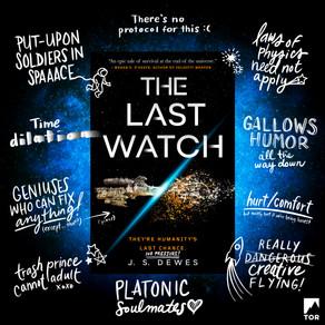 Publishing Quest » 1 Week Until The Last Watch!