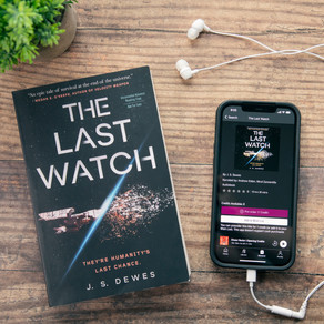 Publishing Quest » The Last Watch Audiobook Pre-order