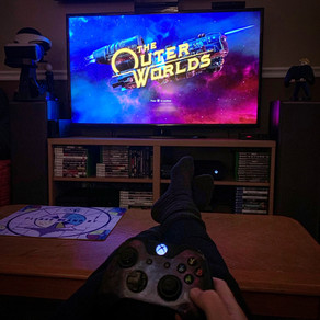 Why Hello, The Outer Worlds