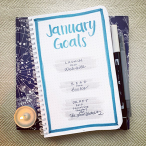 Tactical Bujo » January Goals
