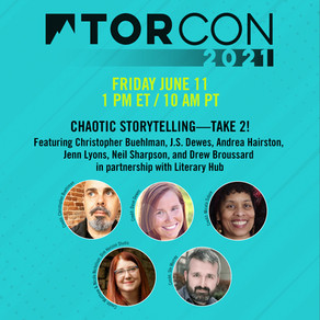 Events » TorCon 2021, Chaotic Storytelling Take 2!