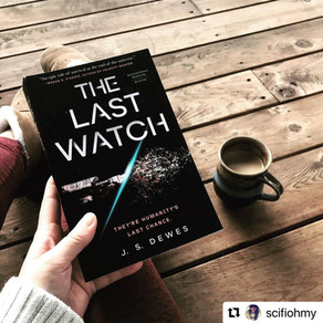 The Last Watch » Repost From @scifiohmy