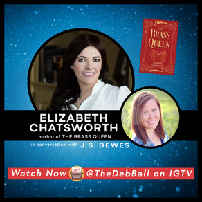 Events » @TheDebBall Chat with Author Elizabeth Chatsworth