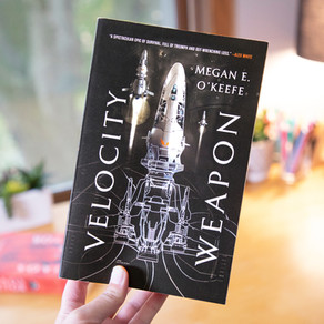 Reading Quest » Velocity Weapon (The Protectorate #1) by Megan E. O'Keefe