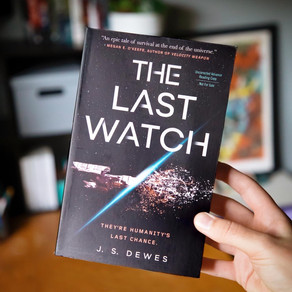Publishing Quest » The Last Watch Advanced Reader Copies