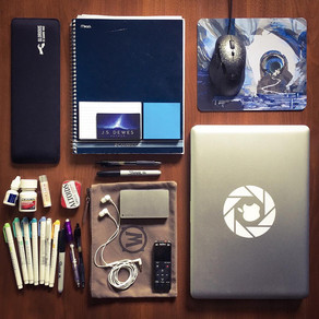Writing Quest » My Go-Bag!