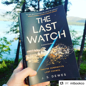 The Last Watch » Repost from @mtbookco