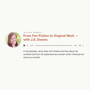 Podcast Interview: How Authors Work