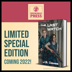 The Last Watch Limited Special Edition from MidWorld Press