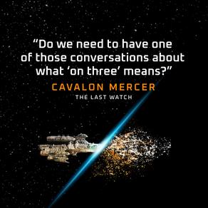 The Last Watch No Context » Cavalon Mercer