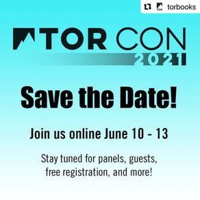 Save the Date for TorCon 2021!