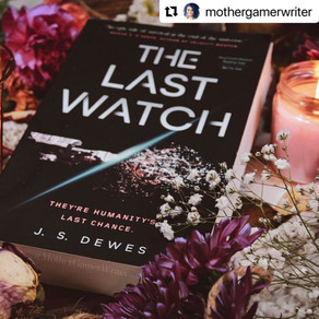 The Last Watch » Repost from @mothergamerwriter