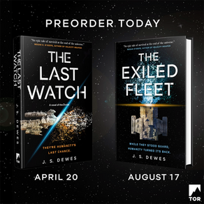 1 Day Until The Exiled Fleet!