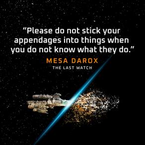 The Last Watch No Context » Mesa Darox