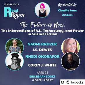 Events » Read the Room: The Future is Now, Wednesday April 28 at 6pm ET