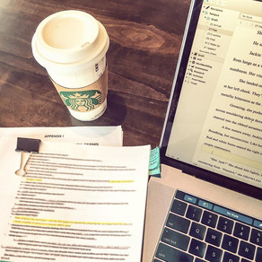 Writing Quest » Starbucks, Action Scenes Edition