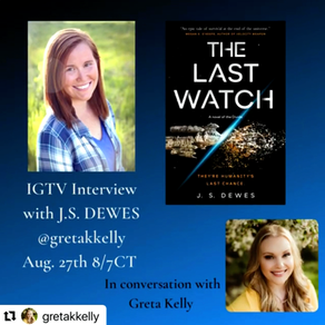 Events » Instagram Live with Greta Kelly