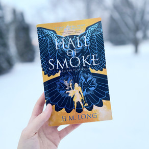 Reading Quest » 2021 Debuts, Hall of Smoke by H.M. Long