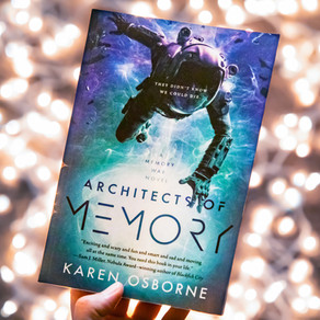 Reading Quest » Architects of Memory by Karen Osborne