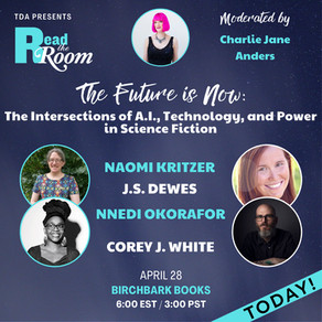 Events » Read the Room: The Future is Now Author Panel