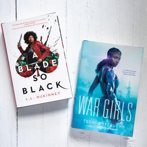 Reading Quest » A Blade So Black & War Girls