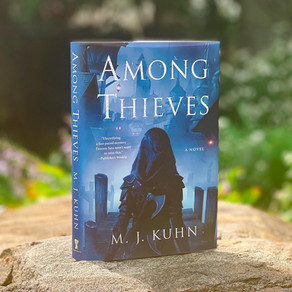 Reading Quest » Among Thieves by M.J. Kuhn