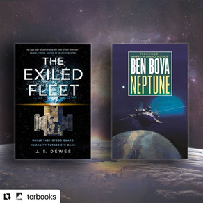The Exiled Fleet » Repost from @TorBooks