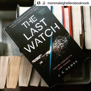 The Last Watch » Repost from @mommaleighellensbooknook