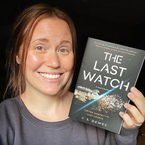 Third Print Run of The Last Watch!