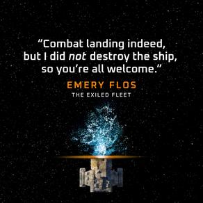 The Exiled Fleet No Context » Emery Flos