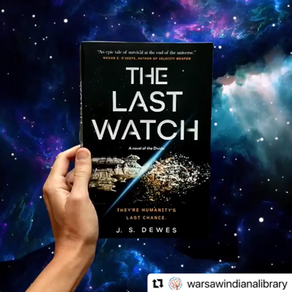 The Last Watch » Repost from @WarsawIndianaLibrary