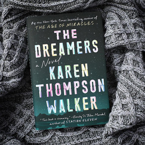 Reading Quest » The Dreamers by Karen Thompson Walker