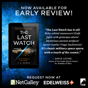 Publishing Quest » The Last Watch Early Review Reminder!