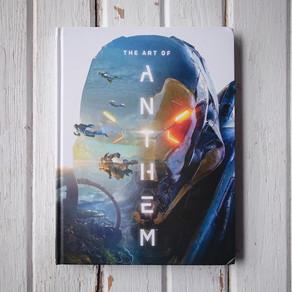 Anthem Art Book