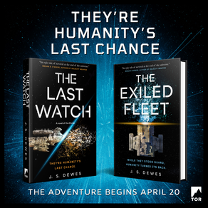 The Last Watch & The Exiled Fleet Side-by-Side