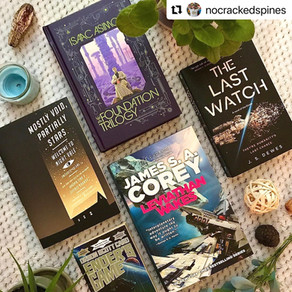 The Last Watch » Repost from @NoCrackedSpines