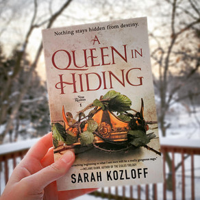 Reading Quest » A Queen in Hiding