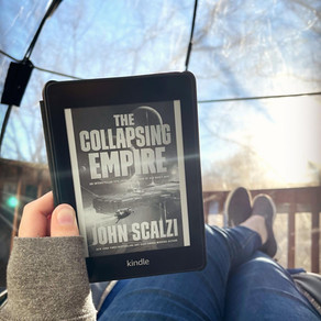 Reading Quest » The Collapsing Empire by John Scalzi