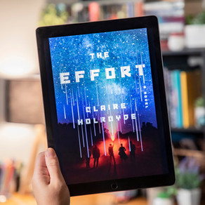 Reading Quest » The Effort by Claire Holroyde