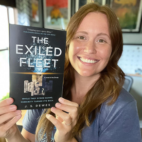 The Exiled Fleet Launch Day!