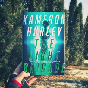 Reading Quest » The Light Brigade by Kameron Hurley