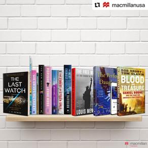 Macmillan Book Birthday!