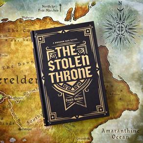 Reading Quest » The Stolen Throne by David Gaider