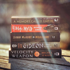 Reading Quest » SFF Book Delivery